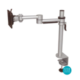 Pluto P-QS-S  Single Desk Monitor Arm SHOP.INSPIRE.CHANGE